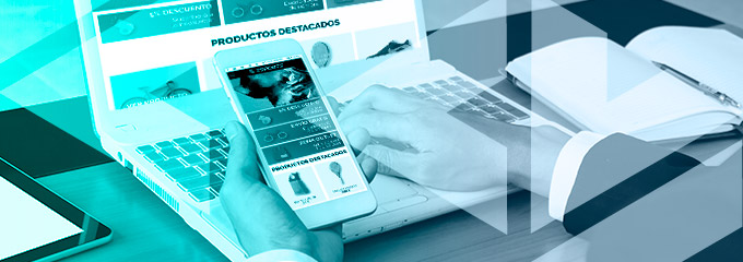 App de e-commerce para IOS y Android integrada con NAV