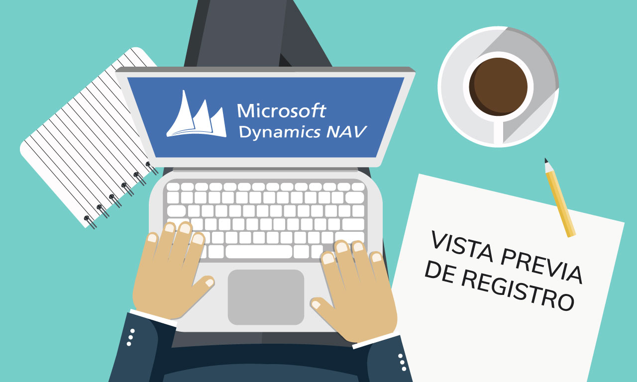 TIPS: Vista previa de registro